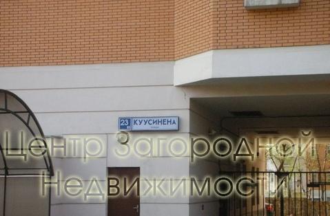 Пятикомнатная Квартира Москва, улица Куусинена, д.23, корп.2, САО - . - Фото 2