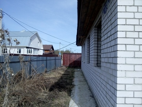 Срочно продаю новый кирпичный дом в ближайшем пригороде г.Бор - Фото 3