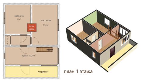 Продажа дачи, Горы-1, Кировский район - Фото 2