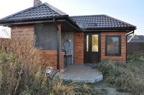 10 соток+фундамент+домик п.Курортный с.Красноярка - Фото 4