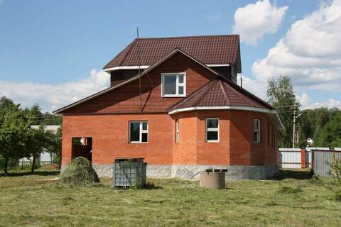 Продажа дома, Ишино, Чеховский район - Фото 1