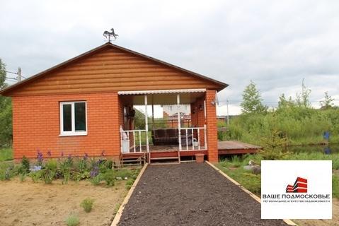 Дом в поселке Хорлово Воскресенского района - Фото 1