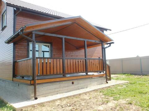 Жилой дом по Киевскому , Калужскому шоссе. Магистральный газ. озеро - Фото 1