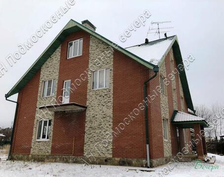 Киевское ш. 28 км от МКАД, Тарасково, Дом 412 кв. м - Фото 1