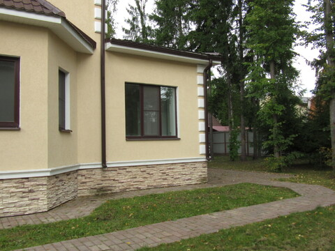 Готовый коттедж с бассейном, Минское ш, 32 км от МКАД, Зелёная Роща-1 - Фото 2