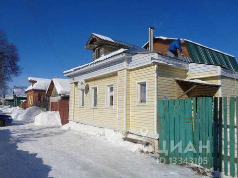 Продажа дома, Ковровский район, Улица Зареченская - Фото 1