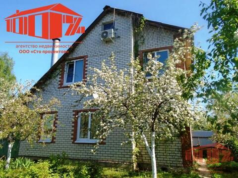 Дом 100 кв. м на 6 сотках г. Щелково, ул. Серова, д. 27 - Фото 1