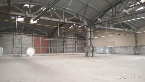 Сдается хол. склад, на ул. Софийская, 1795м2, 2эт, Можно делить частям - Фото 1