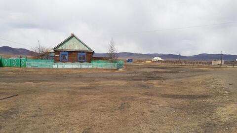 Продажа участка, Шишкино, Читинский район, Степная - Фото 1