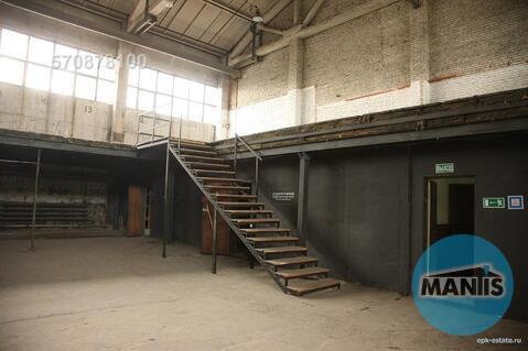 Этаж - 1 Отделка – полы: бетон Планировка – склад 1-го этажа 800 кв - Фото 4
