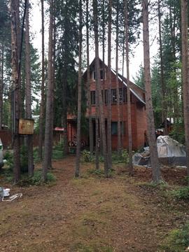 Продам дачу в поселке Юркино 31 км а/д Кола-Верхнетуломский - Фото 1