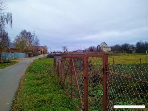 Земельный участок в селе Дмитровское - Фото 2