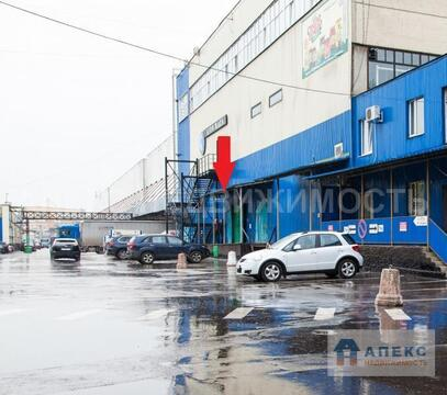 Аренда помещения пл. 772 м2 под склад, м. Беговая в складском . - Фото 4