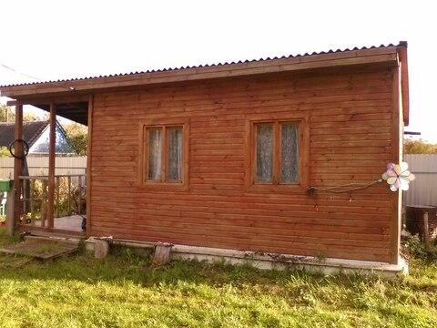 Продам участок с дачным домом - Фото 1