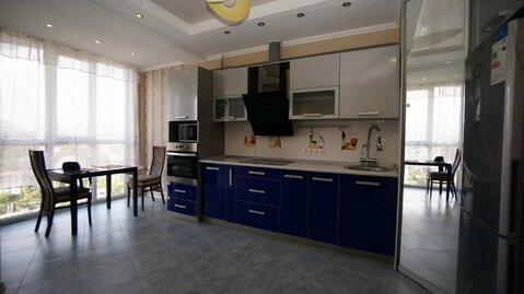 Купить квартиру в ЖК Флагман, автономное отопление. - Фото 1