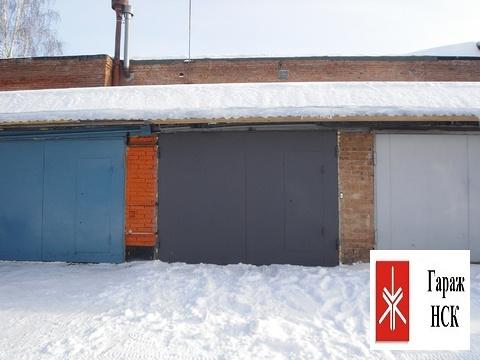 Сдам капитальный гараж на 2 машины, ГСК Авангард № 219, Терешковой 15б - Фото 1
