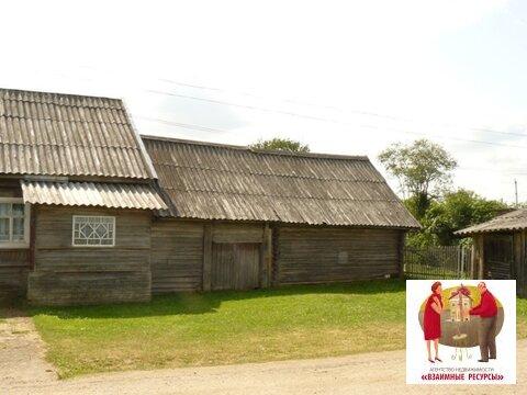 Добротный дом с участком в д. Ручьи Крестецкого р-на - Фото 3