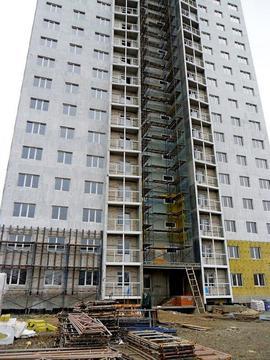 "1-к квартира в ЖК ""Верхний бульвар"" - Фото 1"