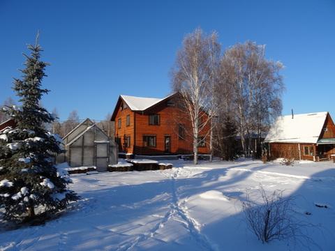 Коттедж на берегу водоема в черте Екатеринбурга - Фото 3