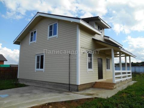 Дом, жилой, 65км от МКАД по Калужскому шоссе. - Фото 3