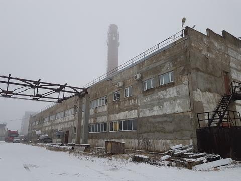 Продажа производственного комплекса 3750 кв.м. г. Ярославль - Фото 1
