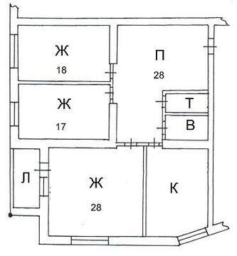 Продажа квартиры, Великий Новгород, Ул. Пестовская - Фото 2