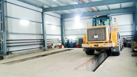 Цех, склад. гараж, бокс для грузовых 430 кв.м. теплый - Фото 2