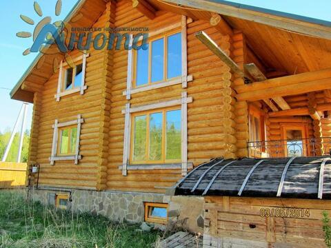 Продается дом в д. Тростье на территории заповедника Барсуки - Фото 4
