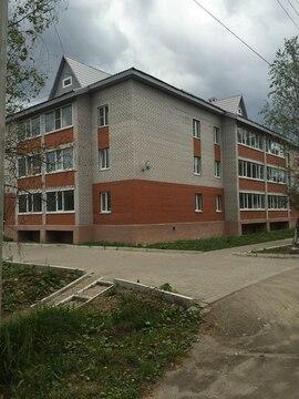 Квартира от подрядчика в новом доме в центре города Кириллов