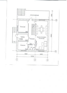 Дома, дачи, коттеджи, Верхняя, д.88 - Фото 1
