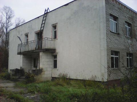 Турбаза на участке 67484 кв.м.Московская обл.д.Тураково С-Посадский р. - Фото 1