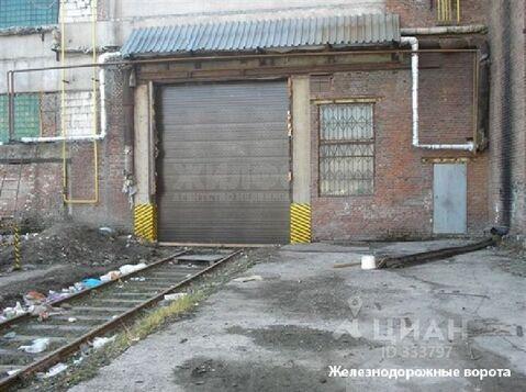 Склад в Новосибирская область, Новосибирск ул. Петухова, 35 (5200.0 м) - Фото 1