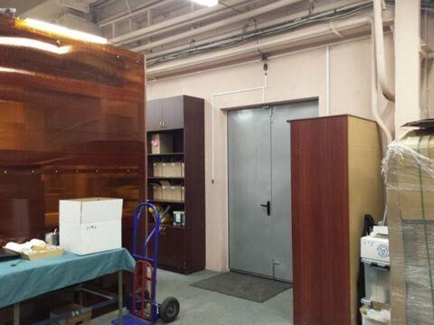 Сдам складское помещение 500 кв.м, м. Площадь Ленина - Фото 5