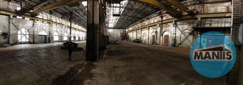 Сдается неотапливаемый склад потолки 12 метров, две кранбалки одна 5 т - Фото 3