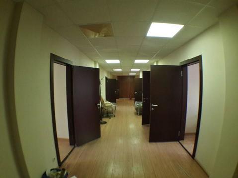 Аренда целого этажа 320 кв.м. м. Октябрьская - Фото 1