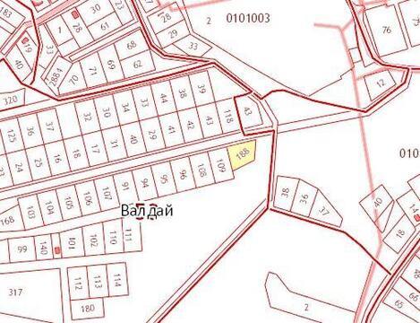 Продажа участка, Валдай, Валдайский район, Ул. Мелиораторов - Фото 2