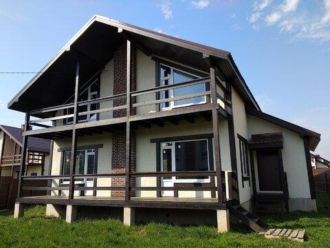 Новый дом 210 кв.м. 10 соток - Фото 1