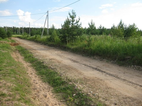 Участок 15 сот. , Новорижское ш, 50 км. от МКАД. дер. Бушарино - Фото 4