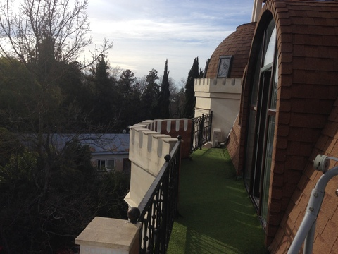 Просторная квартира на Бытхе, с террасой. Отличный вид ! - Фото 2