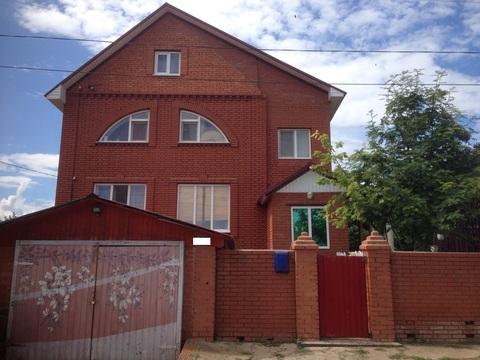 3-х этажный дом в Таптыково (Уфимский район) - Фото 1