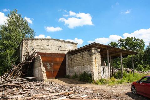Здание лесопилки в деревне Василёво - Фото 1