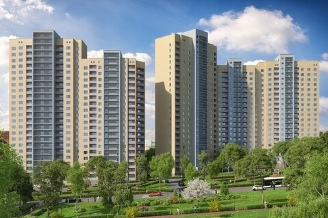 Предлагаю квартиры в ЖК Царицынский 4 по цене подрядчика. - Фото 1