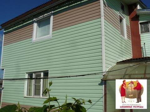 Продаётся дом с коммуникациями в п. Заречный Новгородского р-на - Фото 3