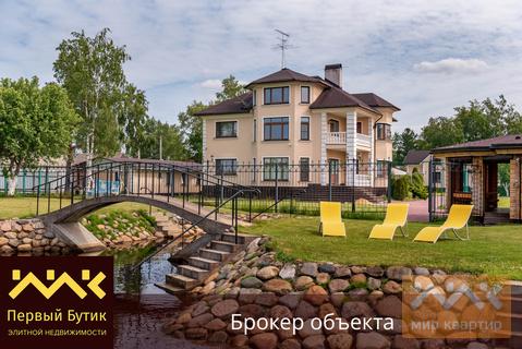 Продается дом, Кобона д, Новоладожский канал 2 линия - Фото 1
