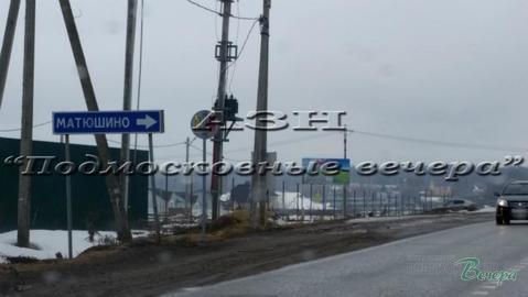Ярославское ш. 36 км от МКАД, Матюшино, Участок 6.0 сот. - Фото 2