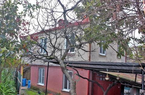 Абхазия. Н.Афон. Двухэтажный дом. 7 комнат. Сад 16 сот. 100 м. от моря - Фото 1