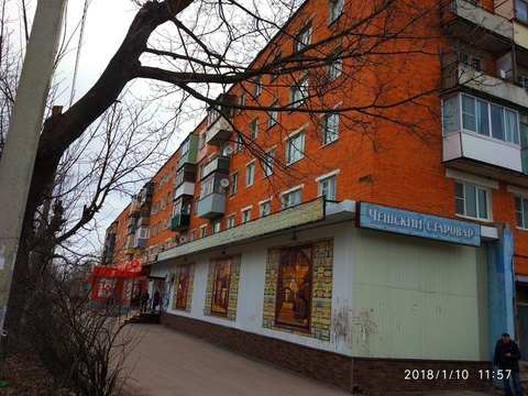 Трехкомнатная квартира Тула ул. Шахтерская - Фото 1