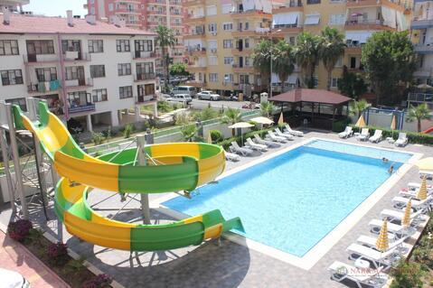 Аренда квартир в алании средиземноморе, Квартиры посуточно Аланья, Турция, ID объекта - 310427594 - Фото 1