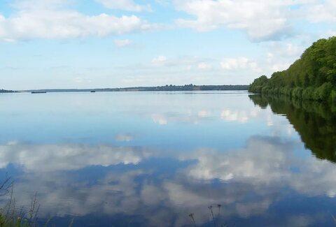 Участок 12 соток с видом на р. Волга, 10 км. от Углича - Фото 4