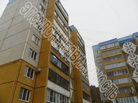 Продается 2-к Квартира ул. Бойцов 9-й Дивизии, Купить квартиру в Курске по недорогой цене, ID объекта - 323343743 - Фото 1